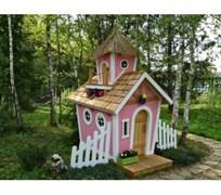 Детский игровой домик Crooked  «Принцессы»