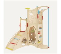 Детская домашняя площадка IgraGrad 4