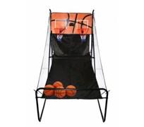Баскетбольная электронная стойка ILGC с двумя кольцами
